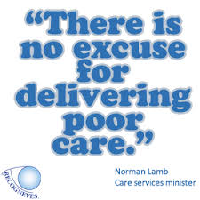 poor care