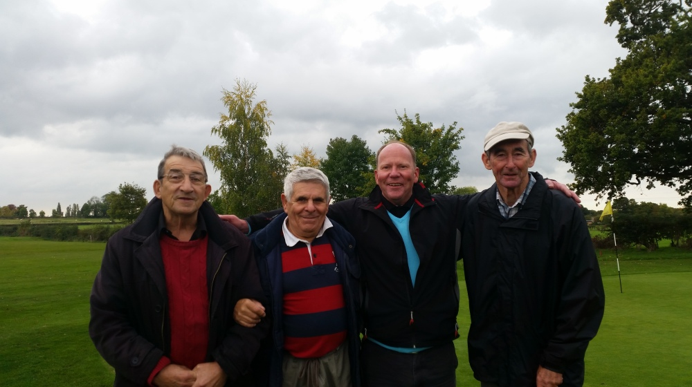 UK'S FIRST DEMENTIA FRIENDLY GOLF CLUB LAUNCHES IN LINCOLN (1/3)