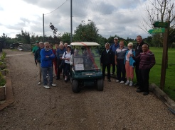 Dementia golf buddies