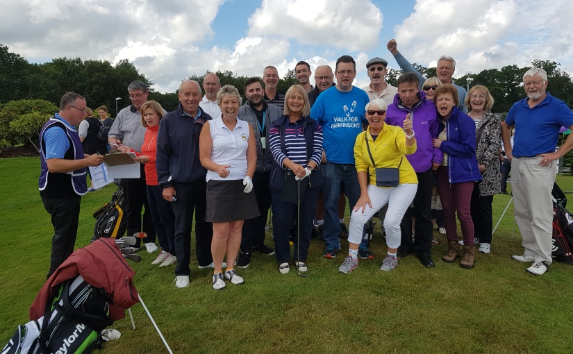 Ryder Cup Run For Dementia & Parkinson's Golfers