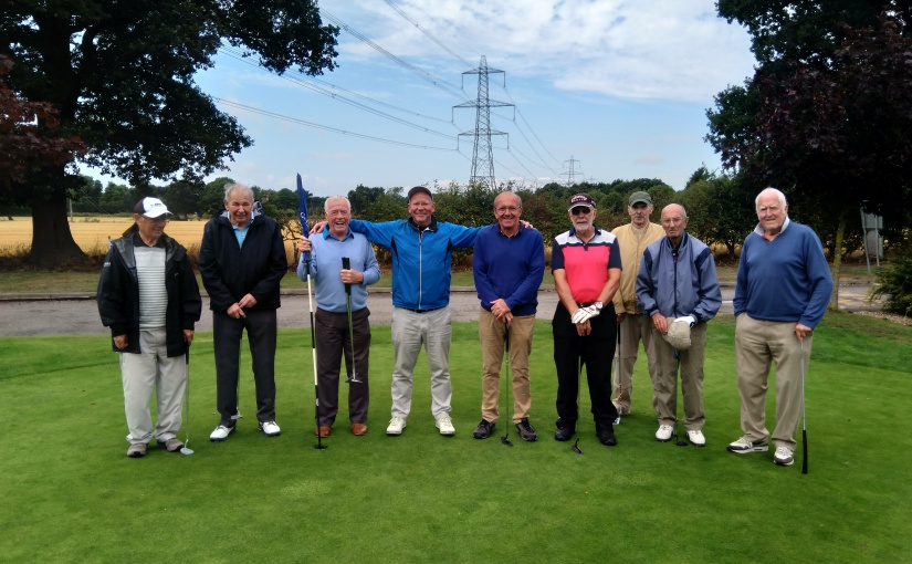 "Dementia-Friendly Golf Sessions Put Fun At The ""Fore"""